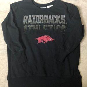 Sweaters - Arkansas Crew Neck